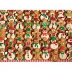 Cobble-Hill-52098 Pièces XXL - Biscuits de Noël
