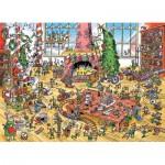 Cobble-Hill-53506 DoodleTown: Elves at Work