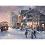 Cobble-Hill-54341 Pièces XXL - Douglas Laird : Nuit de Hockey