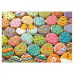 Cobble-Hill-54600 Pièces XXL - Family - Easter Cookies