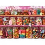 Cobble-Hill-54601 Pièces XXL - Family - Candy Counter