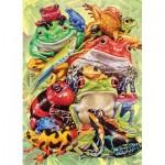 Cobble-Hill-54632 Pièces XXL - Frog Pile