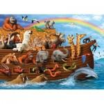 Cobble-Hill-54633 Pièces XXL - Voyage dans l'Arche de Noë
