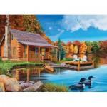 Cobble-Hill-57154 USA - Loon Lake