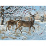 Cobble-Hill-57196 Persis Clayton Weirs - Winter Deer