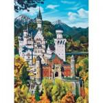 Cobble-Hill-70036 Allemagne : Château de Neuschwanstein