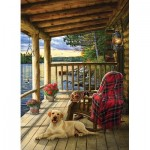 Cobble-Hill-70049 Jack Pine - Cabin Porch