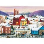 Cobble-Hill-80007 Winter Neighbors