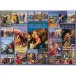 Cobble-Hill-80051 Vintage Nancy Drew