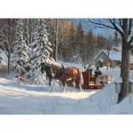Cobble-Hill-80067 Sugar Shack Horses