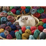 Cobble-Hill-80072 Fur Ball