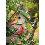 Cobble-Hill-80126 Summer Birdhouse