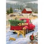 Cobble-Hill-80127 Christmas on the Farm