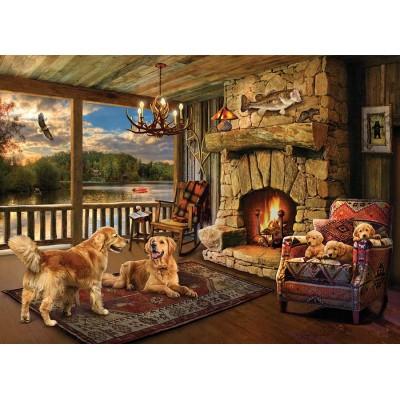 Cobble-Hill-80294 Lakeside Cabin