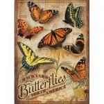 Cobble-Hill-85006 Pièces XXL - Backyard Butterflies