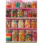 Cobble-Hill-85011 Pièces XXL - Candy Shelf