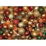 Cobble-Hill-85012 Pièces XXL - Christmas Balls