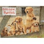 Cobble-Hill-85019 Pièces XXL - Golden Puppies