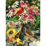 Cobble-Hill-85035 Pièces XXL - Garden Birds