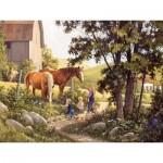 Cobble-Hill-85038 Pièces XXL - Summer Horses