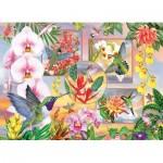 Cobble-Hill-85061 Pièces XXL - Hummingbird Magic