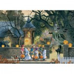 Cobble-Hill-85085 Pièces XXL - Halloween Buddies