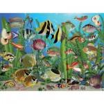 Cobble-Hill-88003 Pièces XXL - Aquarium