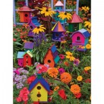Cobble-Hill-88014 Pièces XXL - Birdhouses