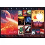 Cobble-Hill-89013 Space Travel Posters