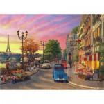 Perre-Anatolian-1004 Coucher de Soleil sur la Seine