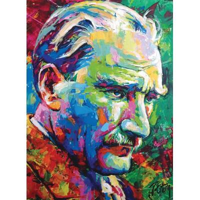 Perre-Anatolian-1077 Mustafa Kemal Atatürk