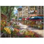 Perre-Anatolian-3106 Sam Park : Paris, Le marché aux fleurs
