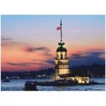 Perre-Anatolian-3125 Turquie : La Tour de la Jeune Fille (Kizkulesi)