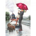 Perre-Anatolian-3589 Couple on Train Station