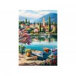 Perre-Anatolian-3597 Village Lake Afternoon