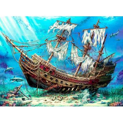 Perre-Anatolian-4558 Shipwreck Sea