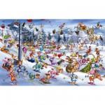 Piatnik-5351 Ruyer : Ski de Noël