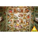 Piatnik-5393 Michel Ange : La Chapelle Sixtine