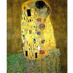 Piatnik-5459 Klimt Gustav : Le baiser