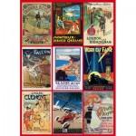 Piatnik-5475 Vintage Poster