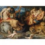 Piatnik-5476 Rubens - Les Quatre Continents, 1614