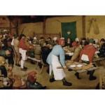 Piatnik-5483 Brueghel Pieter - Repas de Noces