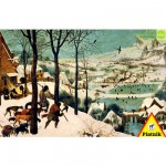 Piatnik-5523 Brueghel : Les chasseurs
