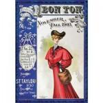 Piatnik-5525 Bon Ton Magazine Cover 1903
