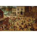 Piatnik-5677 Brueghel : Jeux d'enfant