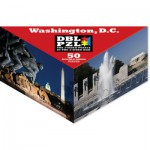 Pigment-and-Hue-DBLWDC-00918 Puzzle Double Face - Washington D.C.
