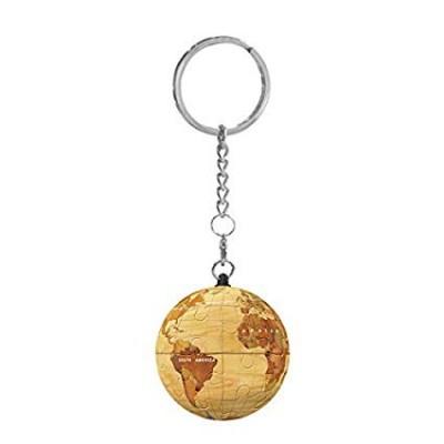 Pintoo-A2842 Porte-clé Puzzle 3D - Globe