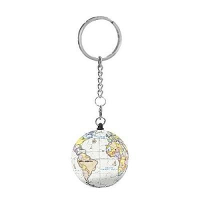 Pintoo-A2902 Porte-clé Puzzle 3D - Globe