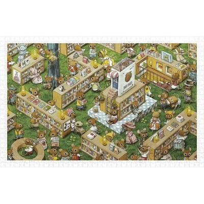 Pintoo-H1023 Puzzle en Plastique - Smart - The Bookstore