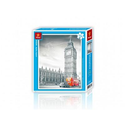 Pintoo-H1534 Puzzle en Plastique - Big Ben